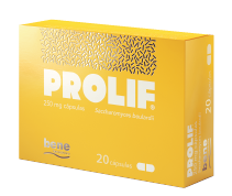 Prolif 250 mg cápsulas